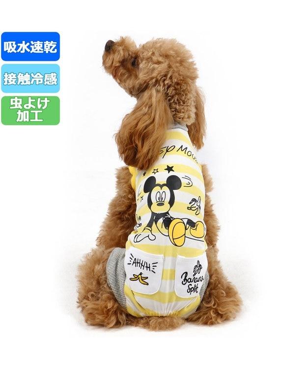 PET PARADISE ディズニー ミッキー クールマックス メロー ロンパース〔小型犬〕