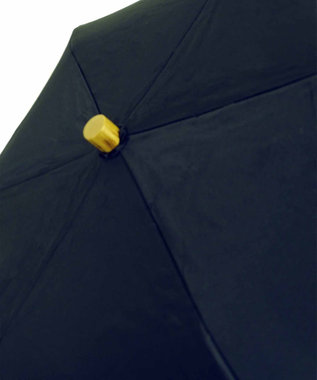 +RING 【数量限定】レディース向け 晴雨兼用(折傘) 遮光 BLK T832 黒