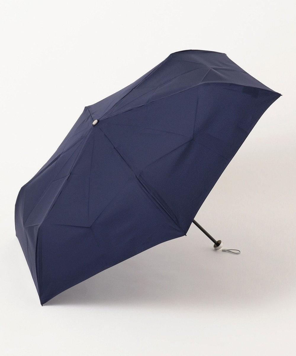 MOONBAT urawaza 3秒でたためる傘 ネイビーブルー