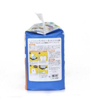 PET PARADISE ペットパラダイス ペットシート 薄型タイプ レギュラー 100枚 トイレ 水色