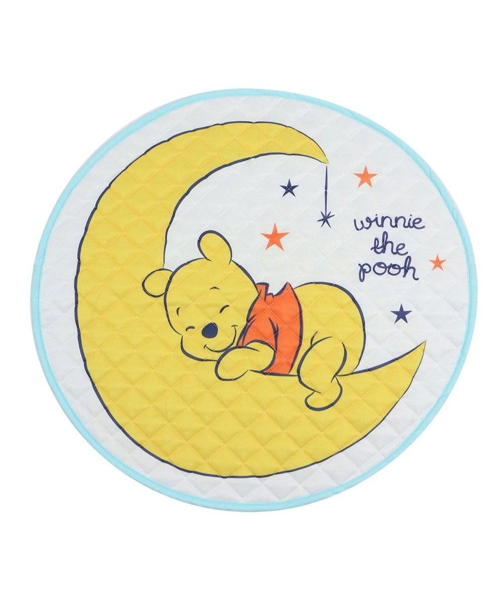 PET PARADISE ディズニー プーさん ペット用マット クール柔らかマット 黄