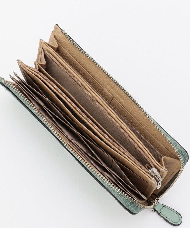 CYPRIS ≪S.Coeur≫【プチモト】ショルダー付LFハハニーセル長財布