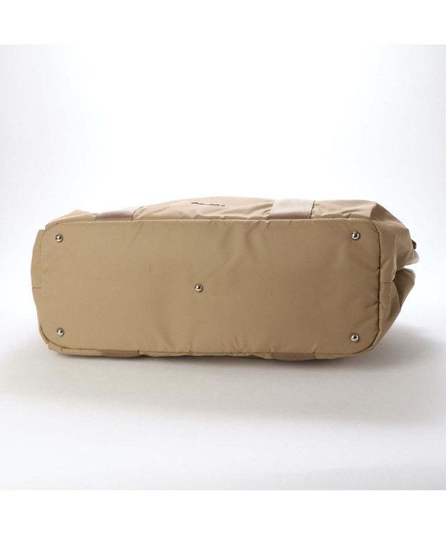 Y'SACCS リサイクルナイロン カジュアルテープボストンバッグ