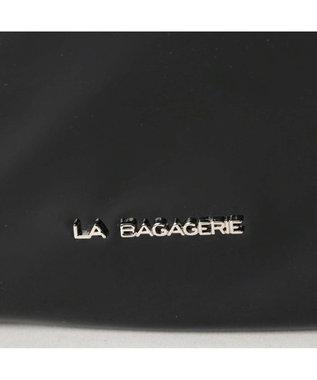 LA BAGAGERIE プリュイ ボディバッグ ブラック
