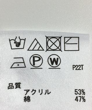 ONWARD Reuse Park 【any SiS】ニット春夏 パープル