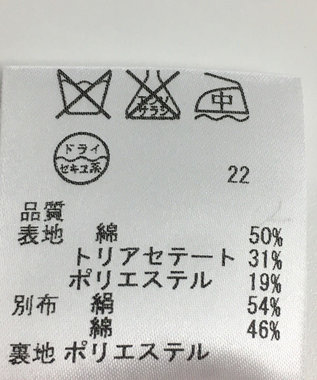 ONWARD Reuse Park 【23区】ワンピース春夏 ネイビー