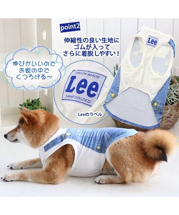PET PARADISE Lee クールマックス プリントタンク[中型犬]