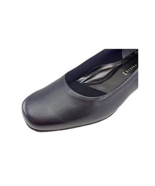 REGAL FOOT COMMUNITY 【ビューフィット】シンプルプレーンパンプス ブラック