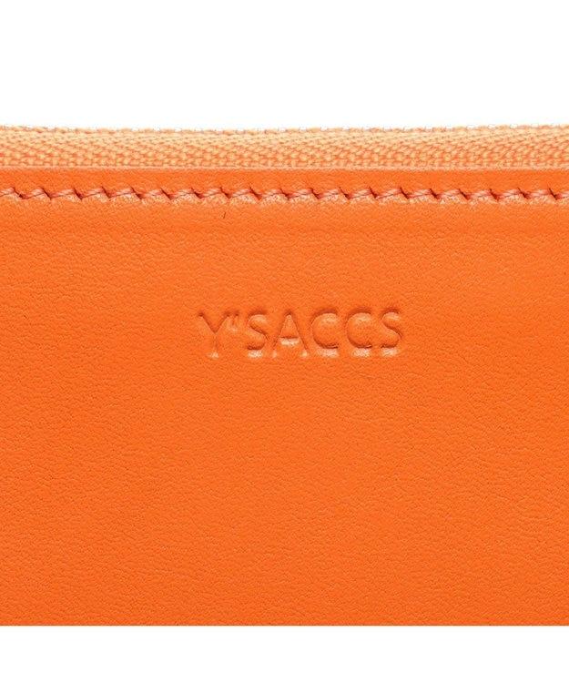 Y'SACCS 日本製牛革フラグメントケース