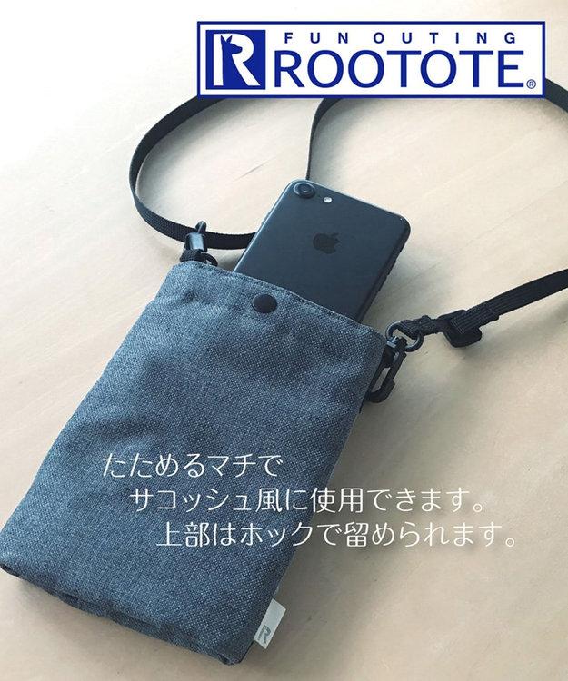 ROOTOTE 0362【ボトルホルダー:スマホケース】/ SY.ボトッシュ.トロピカル-A