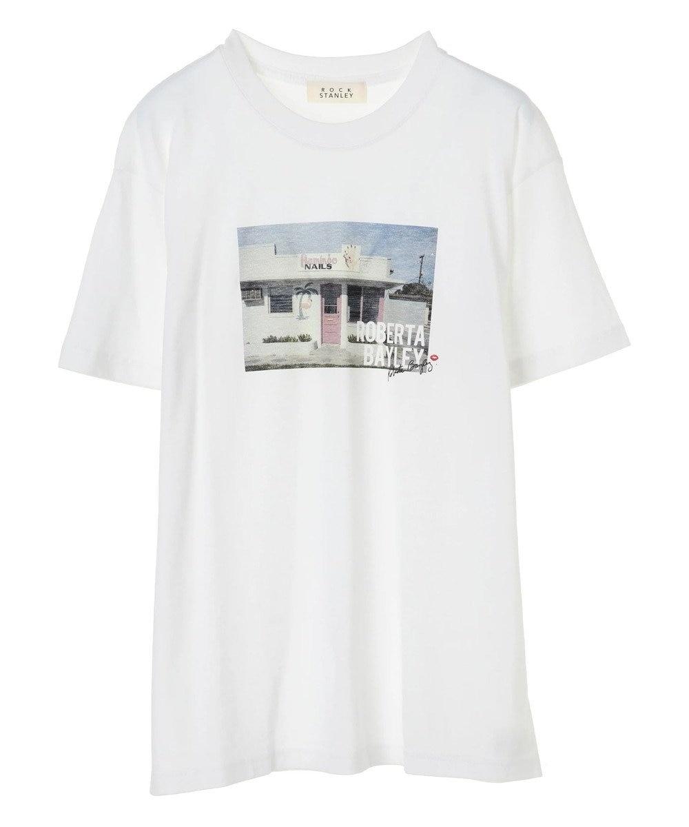 Green Parks ・ROCK STANLEY Roberta BIGTシャツ A