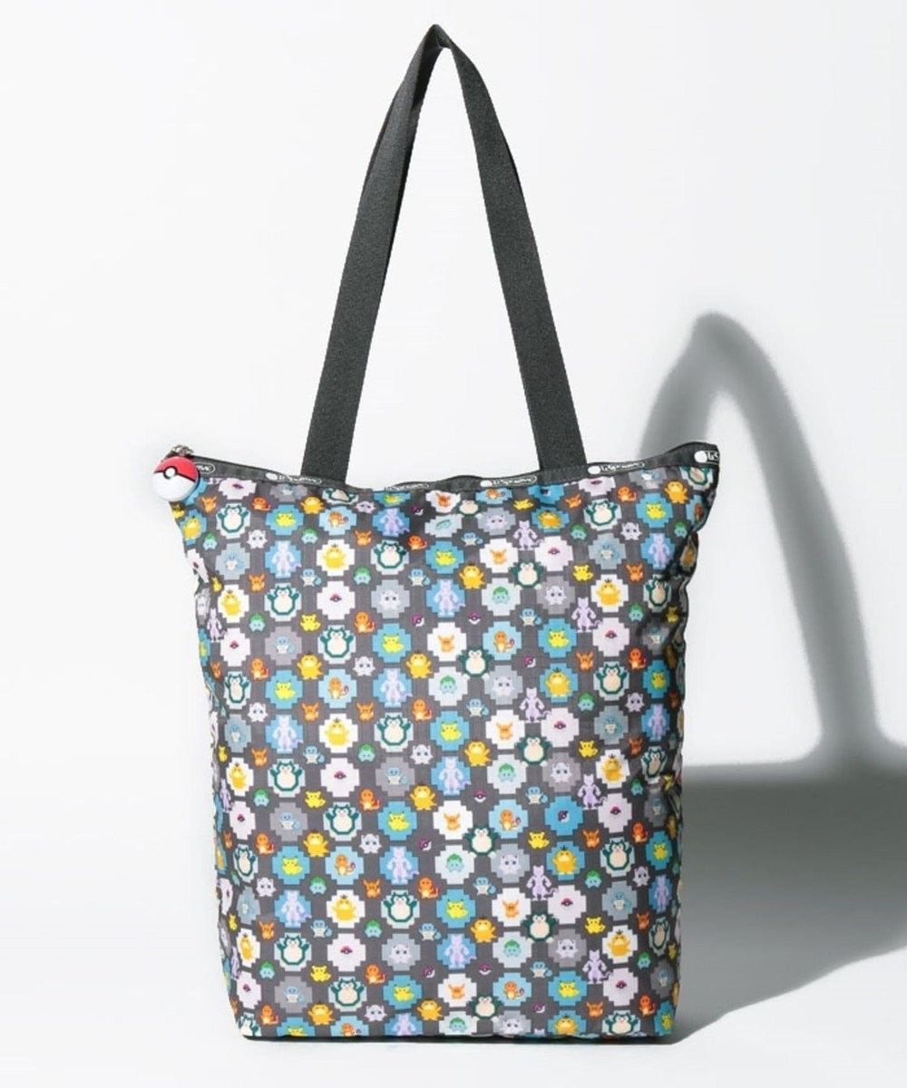 LeSportsac DAILY TOTE/ポケモンピクセルライト ポケモンピクセルライト