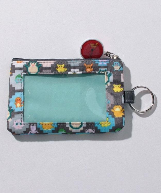 LeSportsac ID CARD CASE/ポケモンピクセルライト
