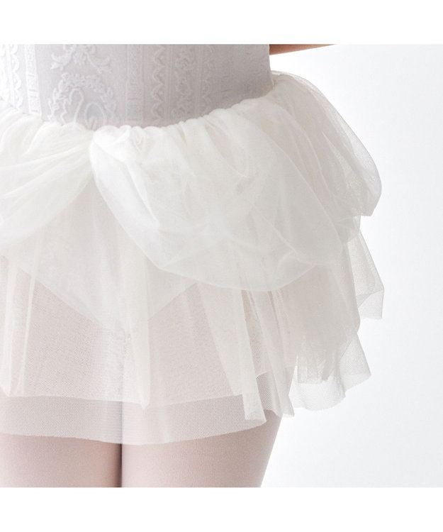 Chacott スカート付レオタード