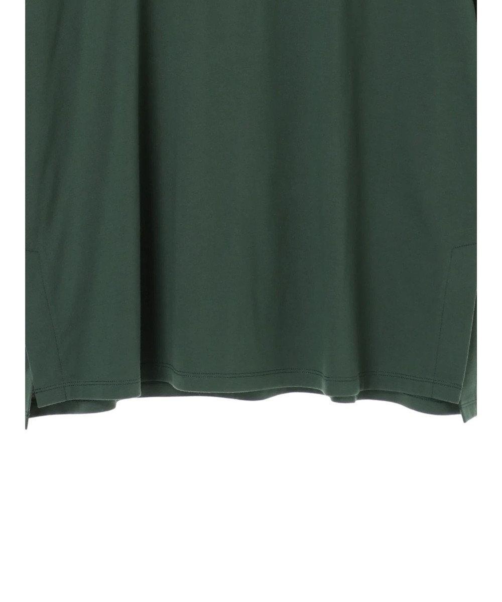 Green Parks ポイントカラーロゴTシャツ Green