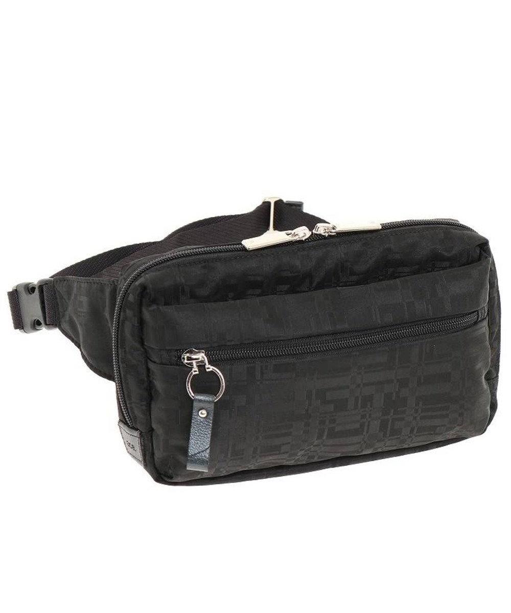 ACE BAGS & LUGGAGE ≪ace. ウィルカール2≫ ウエストポーチ 55601 ブラック