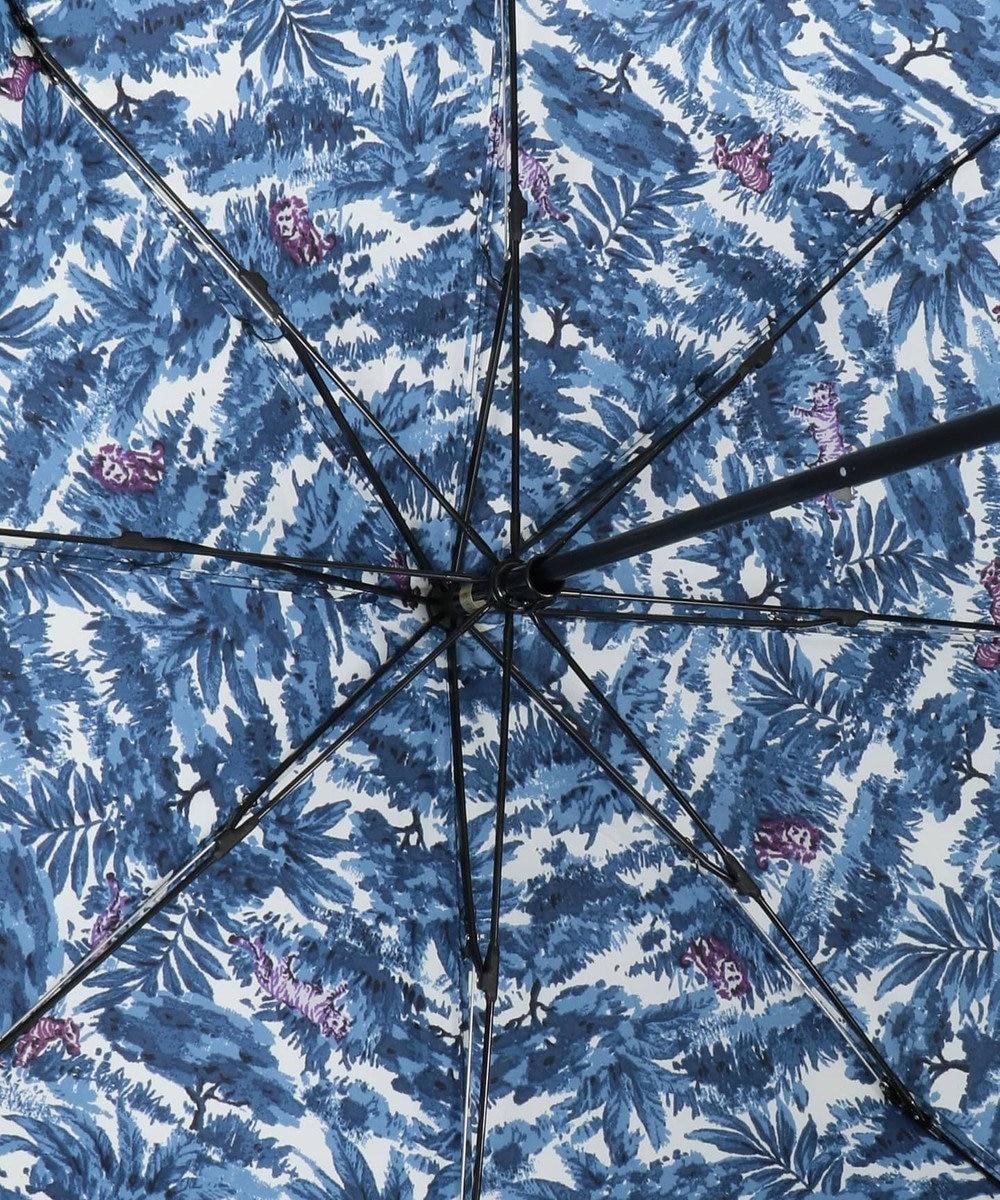 MOONBAT cocca 折りたたみ傘 Safari ネイビーブルー