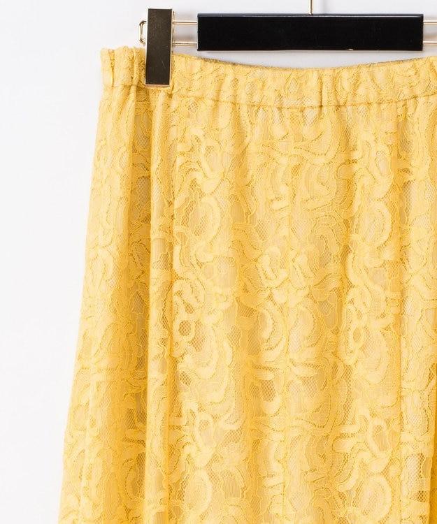 GRACE CONTINENTAL レースマーメイドスカート