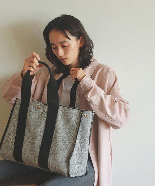 TOPKAPI [トプカピ ブレス]コットンキャンバス 2WAYトートバッグ