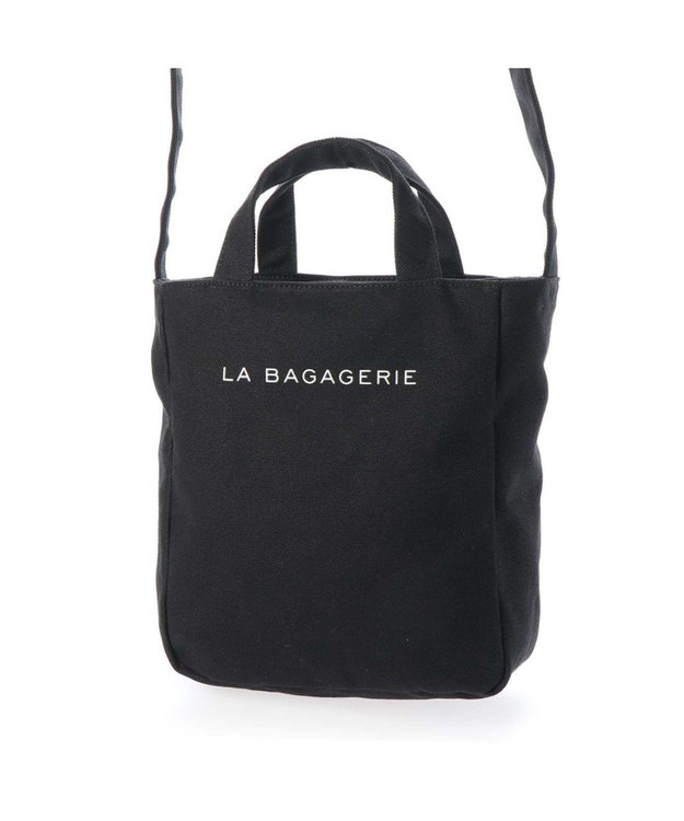 LA BAGAGERIE コットンキャンバス2wayトート Sサイズ