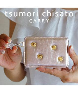 tsumori chisato CARRY 北斗七星 パスケース ブラック