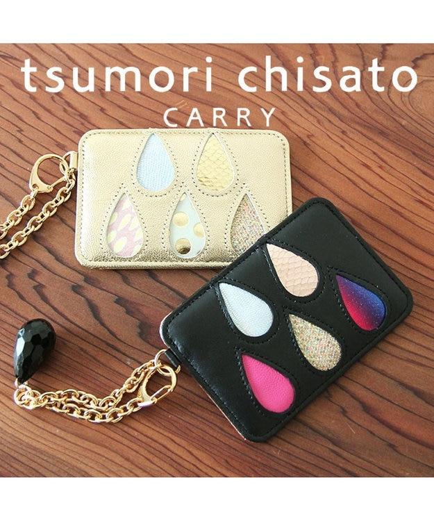 tsumori chisato CARRY ドロップス パスケース