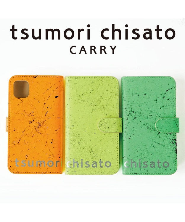 tsumori chisato CARRY スクラッチ iPhoneケース iPhone11