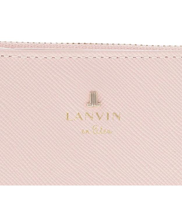 LANVIN en Bleu LANVIN en Bleu ランバンオンブルー リュクサンブール 二つ折り財布