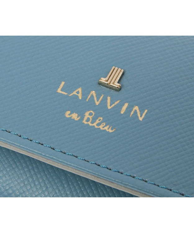 LANVIN en Bleu LANVIN en Bleu ランバンオンブルー リュクサンブールカラー キーケース