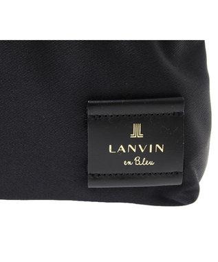 LANVIN en Bleu LANVIN en Bleu ランバンオンブルー バレンヌ ミニショルダー ブラック