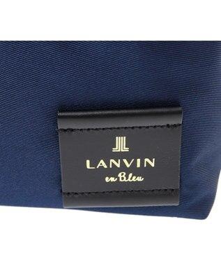 LANVIN en Bleu LANVIN en Bleu ランバンオンブルー バレンヌ ミニショルダー ネイビー