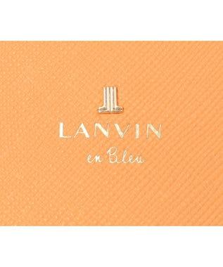 LANVIN en Bleu LANVIN en Bleu ランバンオンブルー リュクサンブールカラー 大型スマホ対 オレンジ
