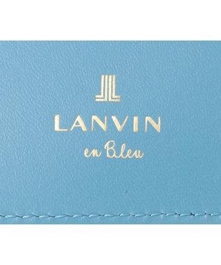 LANVIN en Bleu LANVIN en Bleu ランバンオンブルー リュクサンブールカラー 大型スマホ対 ブルー