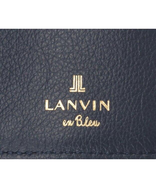 LANVIN en Bleu LANVIN en Bleu ランバンオンブルー ロシェ 三つ折り財布