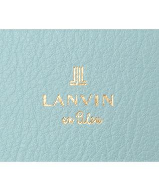 LANVIN en Bleu LANVIN en Bleu ランバンオンブルー ロシェ パスケース ブルーグリーン