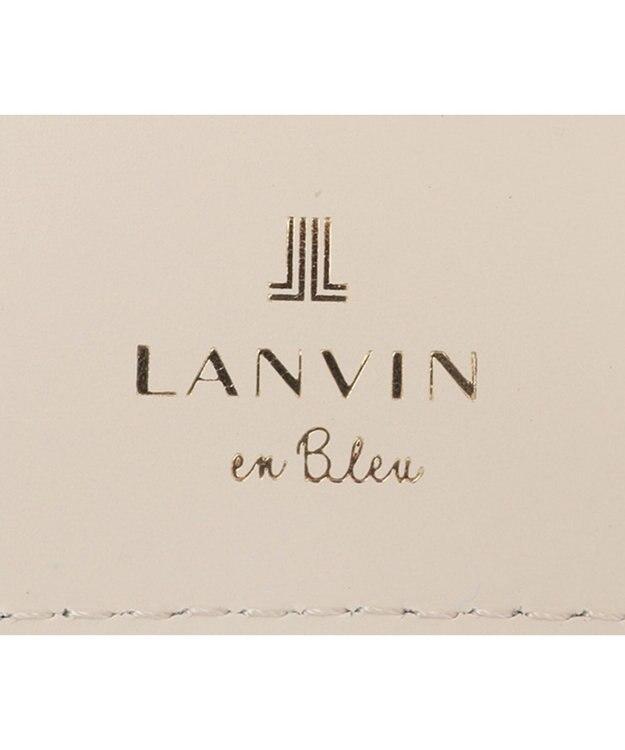 LANVIN en Bleu LANVIN en Bleu ランバンオンブルー ルパン マルチキーケース