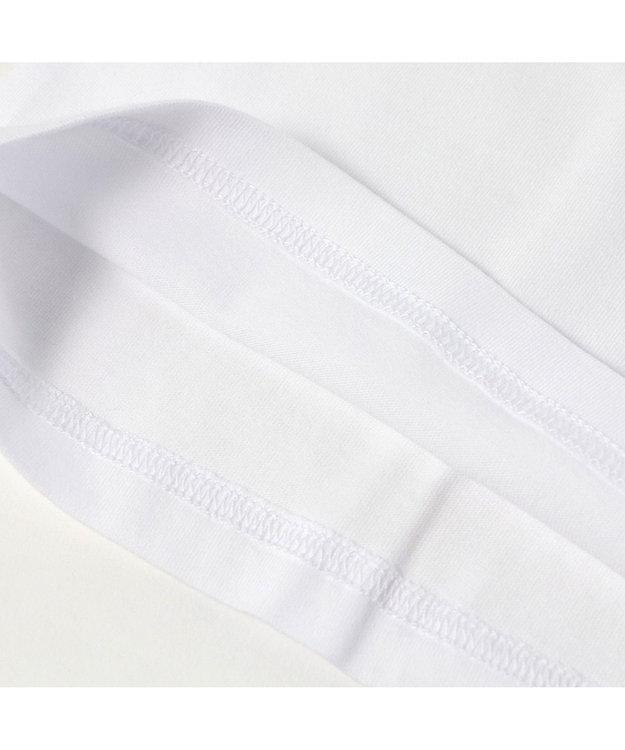Mother garden しろたん Tシャツ 半袖 ごはん派柄 白色 ユニセックス
