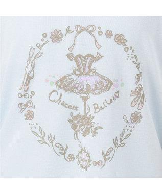 Chacott Tシャツ ベビーブルー