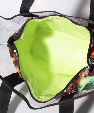 LeSportsac CLEAR 2 IN 1 TOTE/サンディ キーズ サンディ キーズ