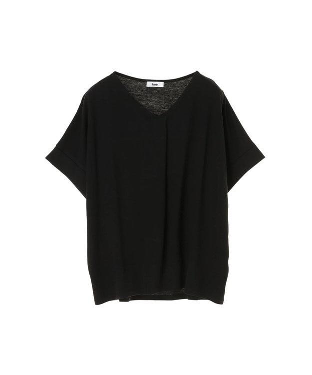 koe スキッパーTシャツ