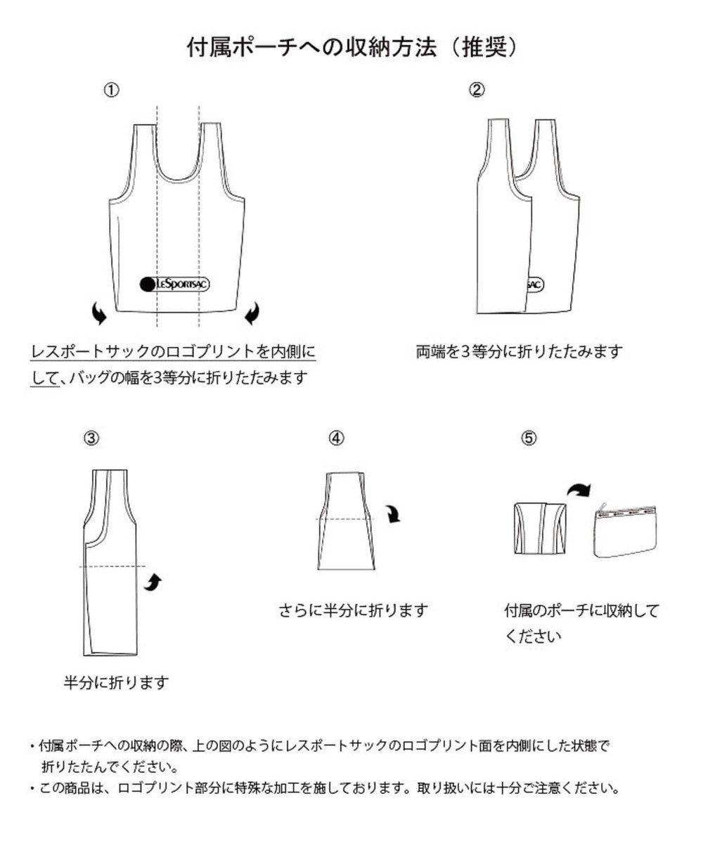 LeSportsac SHOPPER BAG/ショッパー ブロッサム ショッパー ブロッサム