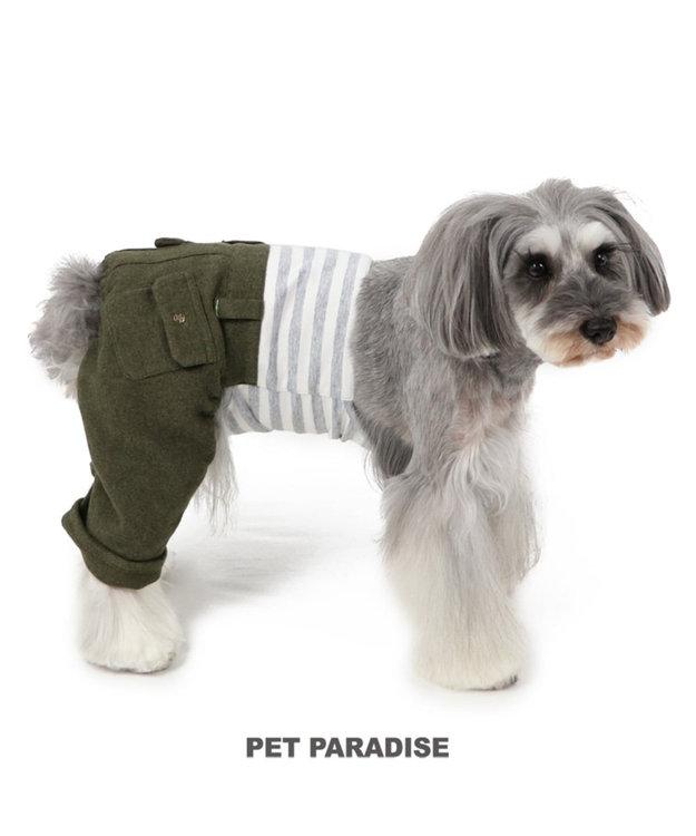 PET PARADISE ペットパラダイス カーキ マナーパンツ〔超小型・小型犬〕