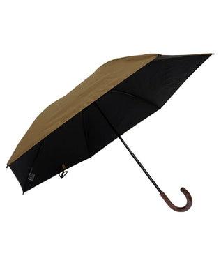 +RING 【プラスリング】【数量限定】レディース向け 晴雨兼用(折傘) 遮光 BGE T827 ベージュ