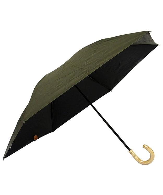 +RING 【プラスリング】【数量限定】レディース向け 晴雨兼用(折傘) 遮光 DRK T831