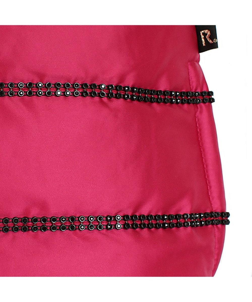 ROOTOTE 2636【軽量:A4サイズ収納】/ LT.フェザールーデリ.ラインストーン-B 04:ピンク