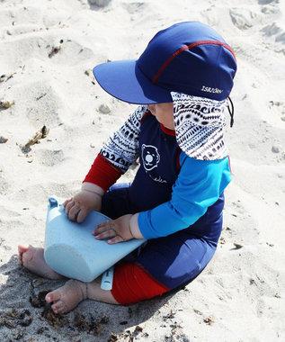 PeakPerformance ISBJORN【水着 男女兼用ジャンプスーツ】Sun Jumpsuit I2S