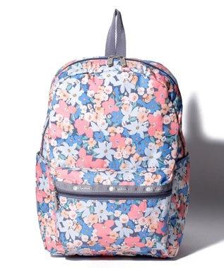 LeSportsac Medium Carson Backpack/サニーアイルフローラル サニーアイルフローラル