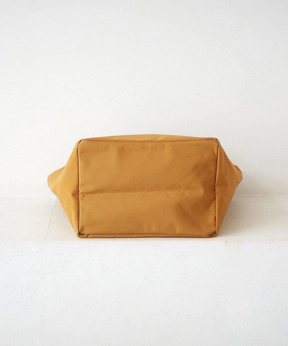 TOPKAPI [トプカピ ブレス] TOPKAPI BREATH ナイロン×コットン ミニトートバッグ カーキイエロー