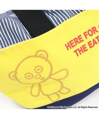 PET PARADISE ミニオン ダンガリー お散歩バッグ(22.5cm×20cm) 黄