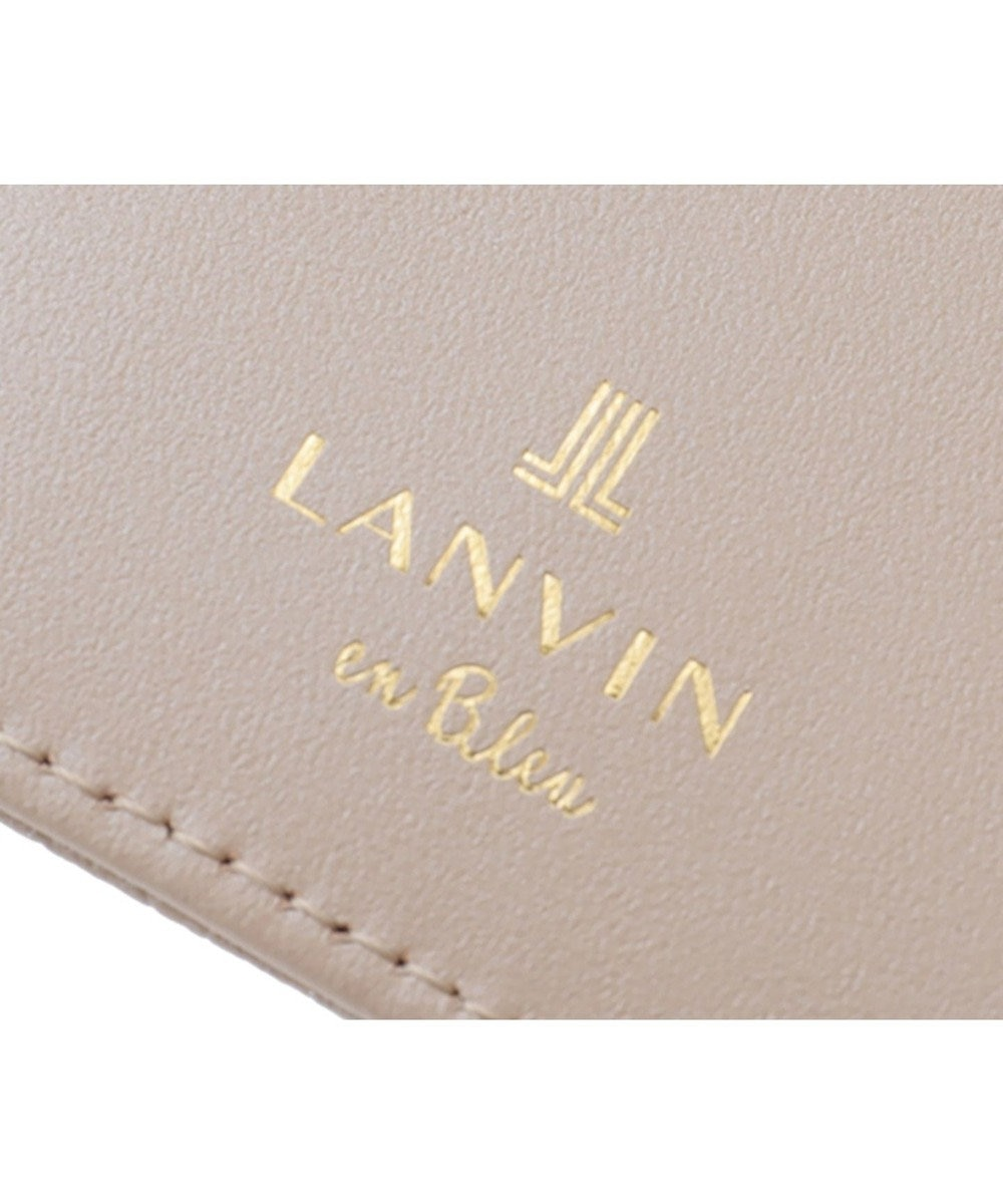 LANVIN en Bleu LANVIN en Bleu ランバンオンブルー ミュゲ カードホルダー ペールピンク